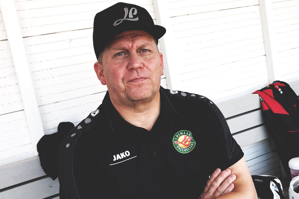 Jouni Korkiamäki jatkaa 2. pelinjohtajana