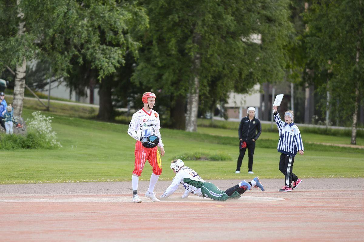 Eemeli Mäntyvaara Loimaalle 2-vuoden sopimuksella