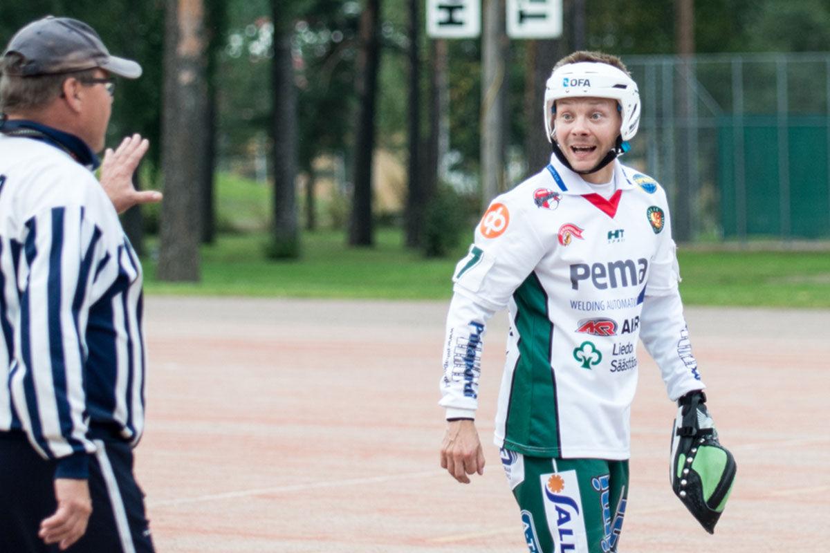J-P Koivisto miesten vahvuuteen