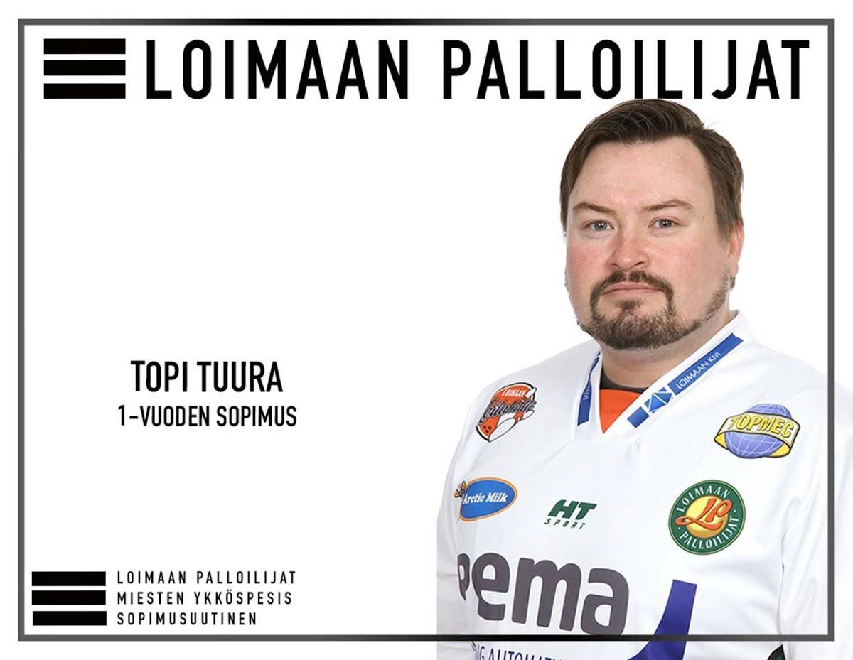 Topi Tuura, 1-vuoden sopimus
