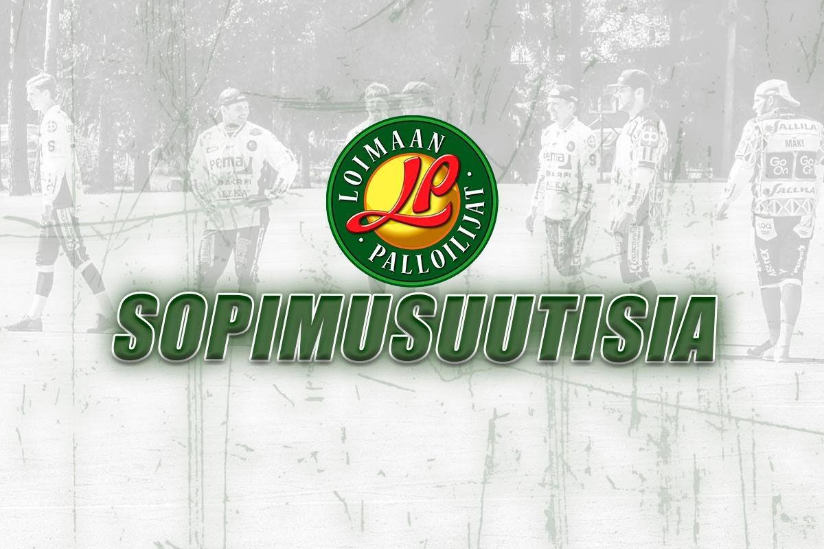 Kolme päivää, kolme sopimusta – Iivonen, Julin sekä Malinen ensi kaudella LP:n väreissä